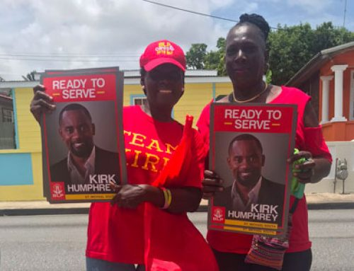 Kirk Humphrey and 'People over Politics': Winds of Change in Barbadian Politics